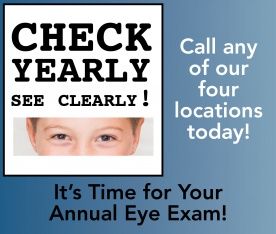 check yearly see clearly
